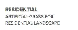 residential artificial grass in portland