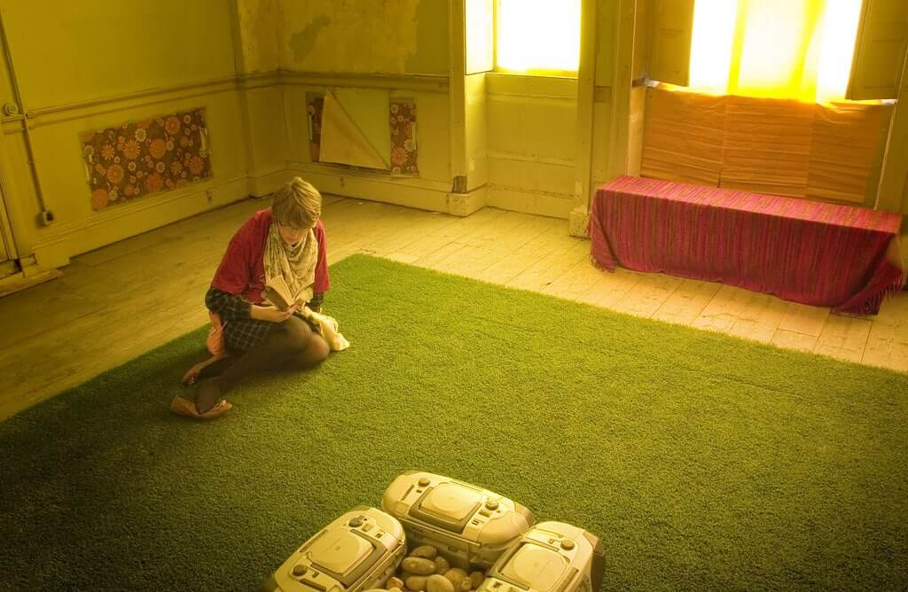 indoor artificial grass play area - Portland Artificial Grass