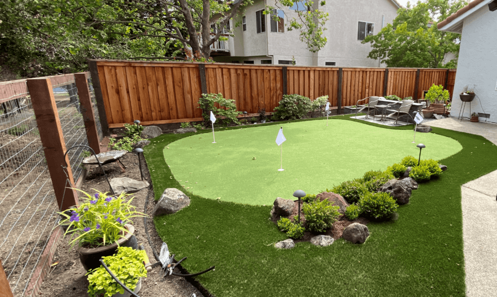 putting-green-portland-Golfers
